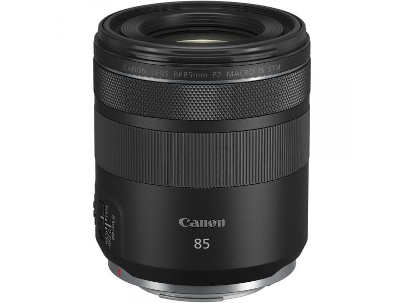Canon RF 85mm f/2 IS STM Macro