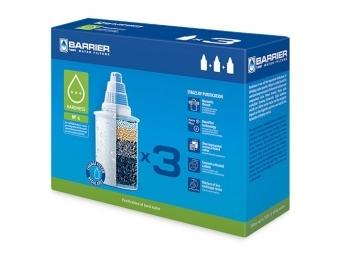 BARRIER Hardness, náhradná filtračná patróna, pre tvrdú vodu, 3 ks