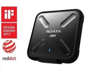 ADATA External SSD 512GB ASD700 USB 3.0 čierny
