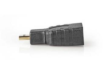 Nedis CVGB34906BK - HDMI™ Adaptér, HDMI Mini Konektor - HDMI zásuvka čierná