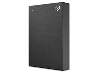"""Seagate Backup Plus SLIM, 5TB externý HDD, 2.5"""", USB 3.0, kovový čierný"""