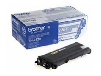 Brother TN-2120 Tonerová kazeta Black, vysokokapacitná