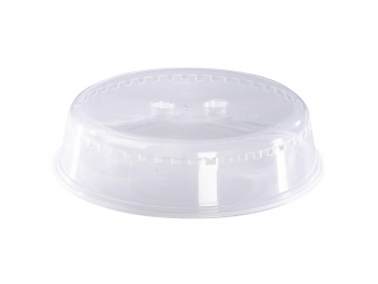 Xavax Basic, plastový kryt do mikrovlnky, 26 cm