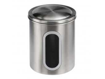 Xavax nerezová nádoba na uskladnenie kávy