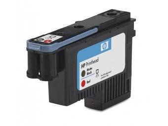 HP No.70 MBk+R Printhead pre DJ Z3100 (C9409A)