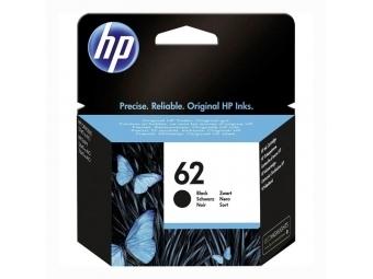 HP No.62 Atramentová kazeta Black (C2P04AE)