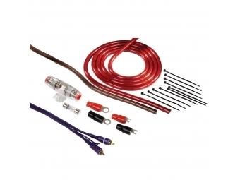 Hama 62423 auto HiFi káblový set, 10 mm