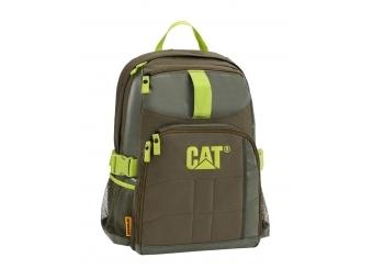 CAT ruksak Millennial BRENT, zelený/limetkový