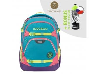 Coocazoo školský ruksak ScaleRale, Holiman, certifikát AGR + BONUS ZDRAVÁ FĽAŠKA