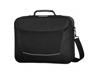 "Hama 101768 taška na notebook Seattle Life, 40 cm (15,6""), čierna"