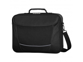 "Hama 101769 taška na notebook Seattle Life, 44 cm (17,3""), čierna"