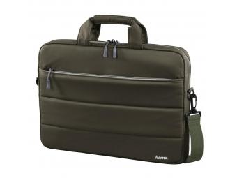 """Hama 101854 taška na notebook Toronto, 15,6"""", olivová"""