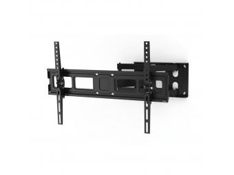 Hama 118126 nástenný držiak TV, pohyblivý (2 dvojité ramená), 600x400