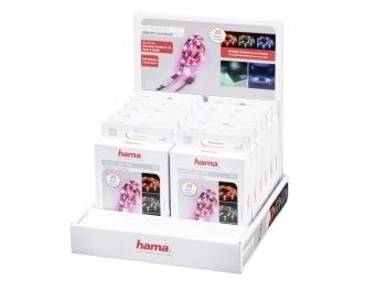 Hama 12344 USB LED svetelný pásik s integrovaným ovládaním , RGB podsvietenie, 1 m, 12 ks v displeji