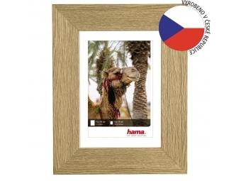 Hama 125952 rámček plastový KAIRO, jaseň, 13x18 cm