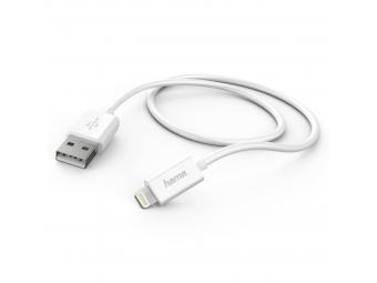 Hama 173863 MFI USB nabíjací/dátový kábel pre Apple, Lightning vidlica, 1 m