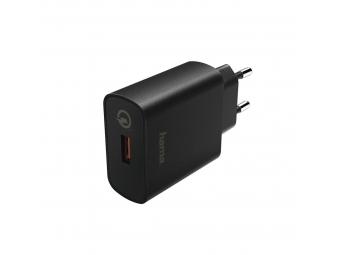 Hama 178238 rýchla USB nabíjačka Quick Charge 3.0, 19,5 W