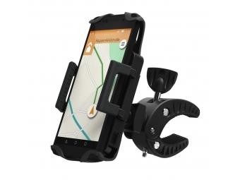 Hama 178251 univerzálny držiak na mobil, šírka 5-9 cm, upevnenie na riadidlá bicykla