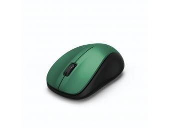 Hama 182625 bezdrôtová optická myš MW 300, tichá, modro zelená