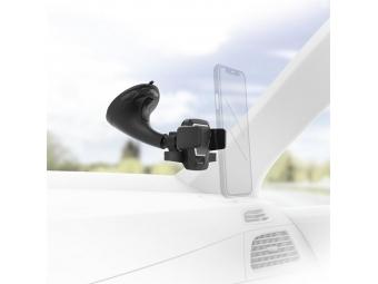 Hama 183302 Comfort, univerzálny držiak do vozidla, pre mobily so šírkou 5,5-8,5 cm