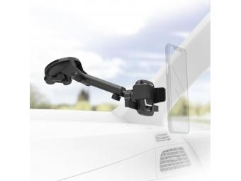 Hama 183303 Comfort Extension, univerzálny držiak do vozidla, pre mobily so šírkou 5,5-8,5 cm