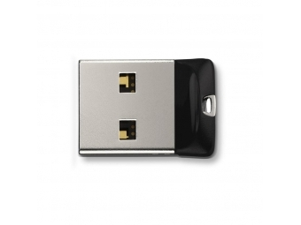Sandisk Cruzer Fit USB Flash Drive 64 GB