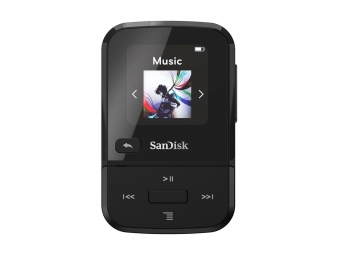SanDisk MP3 Clip Sport GO 32 GB čierna