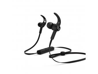 Hama 184020 Bluetooth štupľové slúchadlá Connect, čierne