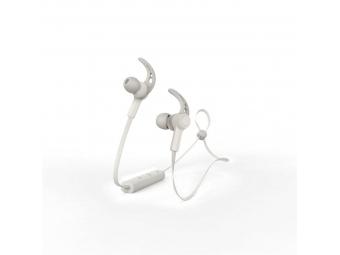 Hama 184057 Bluetooth štupľové slúchadlá Connect, krémovo biele