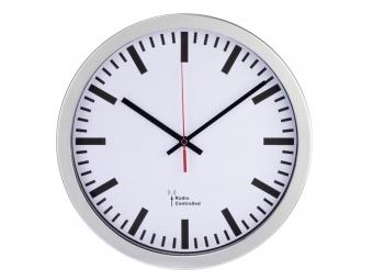 Hama 186385 Station nástenné hodiny, riadené rádiovým signálom