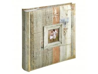Hama 2454 album memo COTTAGE 10x15/200, oranžová, popisové pole