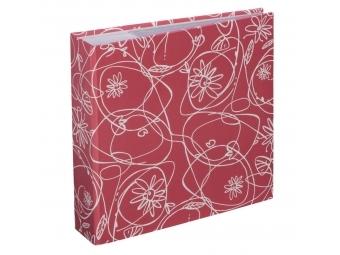 Hama 2509 album memo DECORI II 10x15/200, flamingo, popisové pole