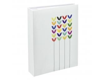 Hama 2581 album memo BLOSSOM 10x15/200, biele, popisové štítky