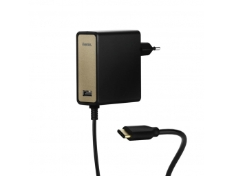 Hama 54184 USB-C napájací zdroj, Power Delivery, 5-20 V/60 W