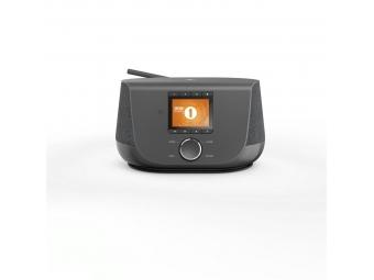 Hama 54228 digitálne rádio DIR3300SBT, FM/DAB/DAB+/internetové rádio/ovládanie aplikáciou, Bluetooth, čierne