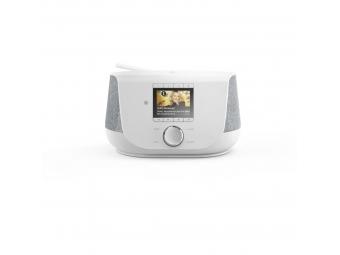 Hama 54230 digitálne rádio DIR3300SBT, FM/DAB/DAB+/internetové rádio/ovládanie aplikáciou, Bluetooth, biele