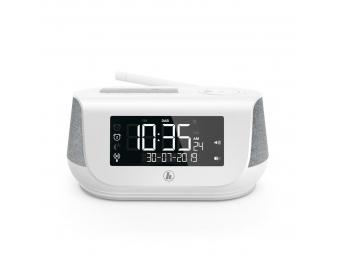 Hama 54231 digitálne rádio DR36SBT, FM/DAB/DAB+/Bluetooth, biele
