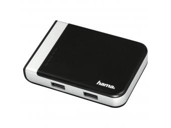 Hama 54546 USB 3.1 hub/čítačka kariet s USB-C adaptérom