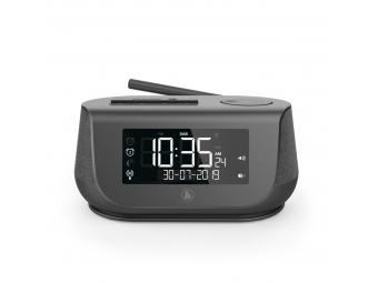 Hama 54896 digitálne rádio DR36SBT, FM/DAB/DAB+/Bluetooth, čierne