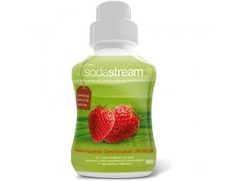 SodaStream sirup zelený čaj/jahoda 500ml