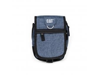 CAT MILLENNIAL CLASSIC RONALD taška na rameno, džínsová modrá
