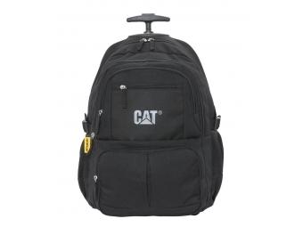 CAT MOCHILAS FRESCO ruksak na kolieskach, čierny