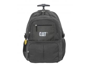 CAT MOCHILAS FRESCO ruksak na kolieskach, šedý