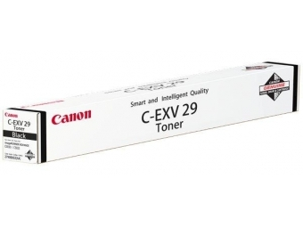 Canon C-EXV 29 Black Toner, 1x720g