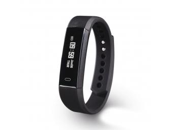 Hama 178600 Fit Track 1900, športové hodinky, pulz, kalórie, analýza spánku, krokomer