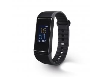 Hama 178601 Fit Track 3900, športové hodinky, pulz, kalórie, analýza spánku, krokomer, farebný displej