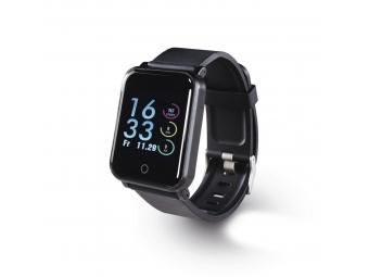 Hama 178602 Fit Track 5900, športové hodinky, pulz, kalórie, analýza spánku, krokomer, GPS, farebný displej