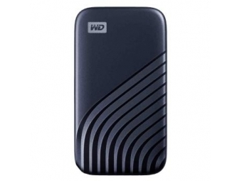 WD My Passport SSD 500 GB Midnight Blue