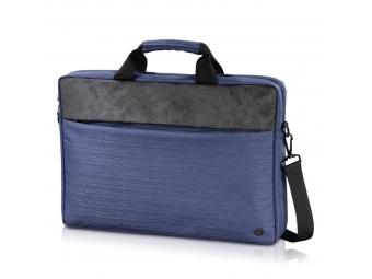 """Hama 185646 taška na notebook Tayrona, 36 cm (14,1""""), modrá"""