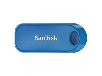 Sandisk Cruzer Snap 2.0 Global 32GB modrá
